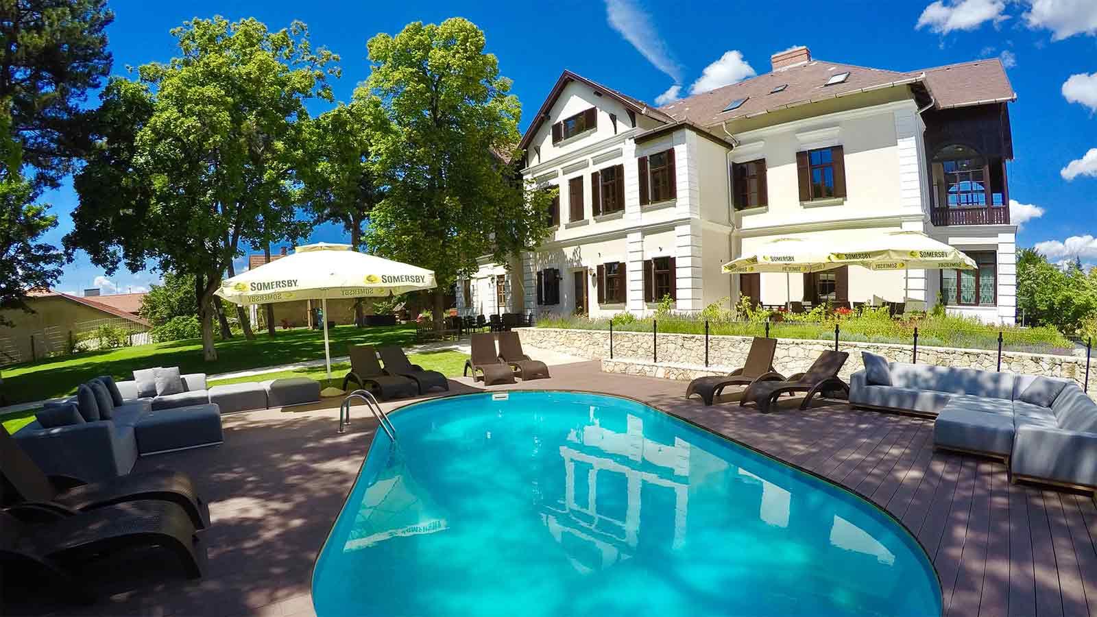 Luxus apartman Balatonon